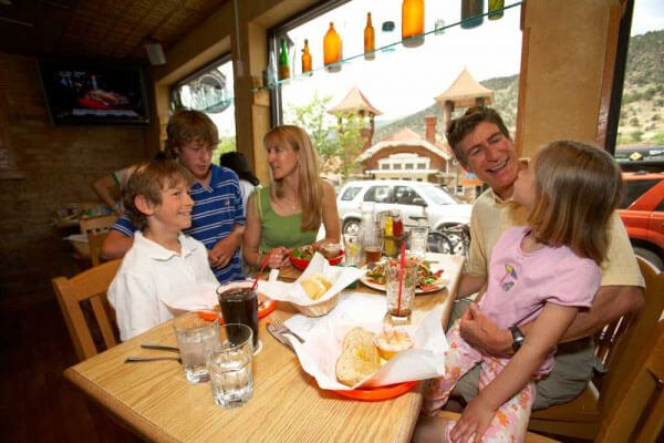 Sandwiches & Burgers in Glenwood Springs, Colorado