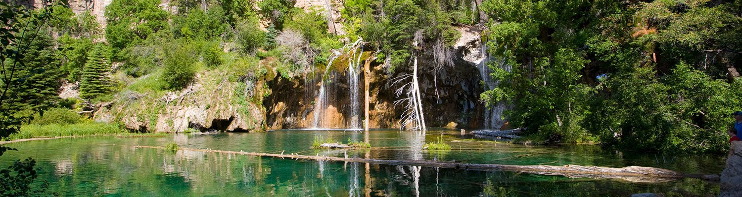 Hanging Lake in Glenwood Springs, Colorado