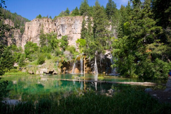 Permits Required For All New Hanging Lake Experience
